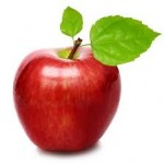 Une belle peau et saine avec un masque de fruit à la pomme : ses propriétés antioxydantes, empêchent les dommages cellulaires et tissulaires et contribue à garder une peau jeune.