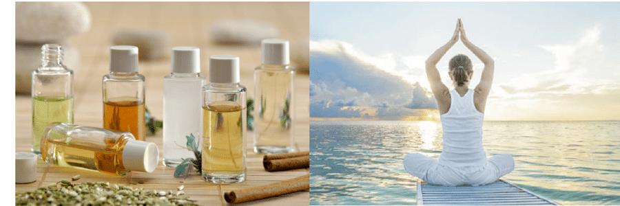 La méditation avec les huiles essentielle pour votre bien-être