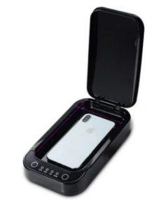stérilisateur à ultra-violets UVC - désinfecter le portable, masque